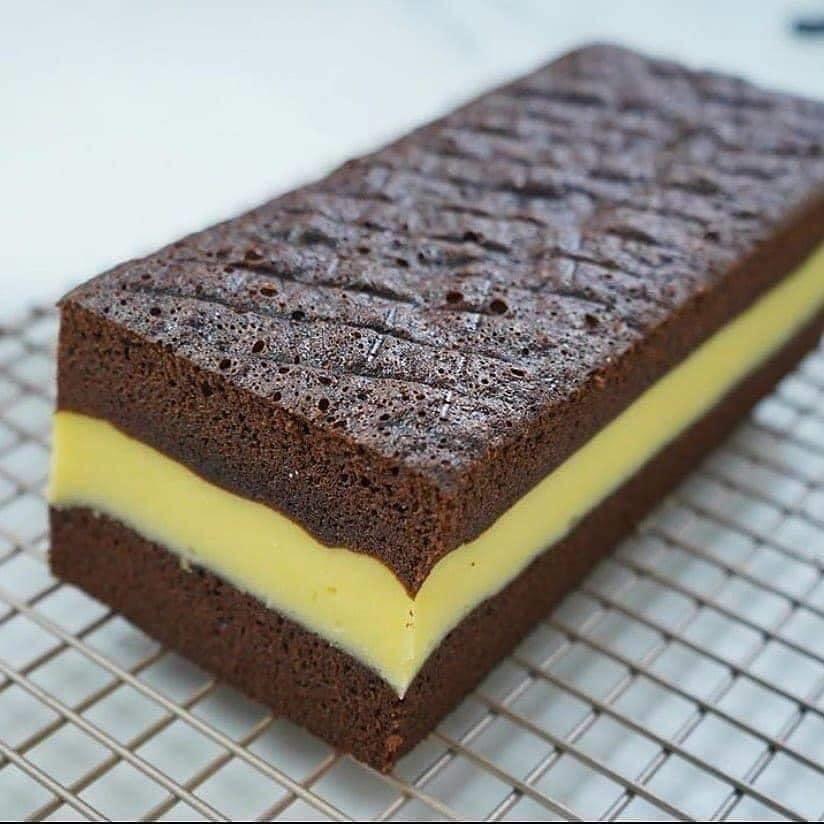 Brownis Kukus Cream Cheese