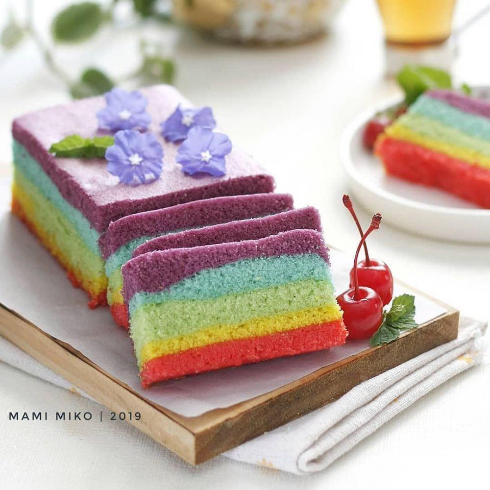 Rainbow Kukus pelangi