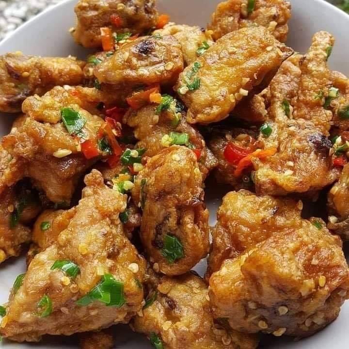 Buttered Spicy Chicken ala Mamak