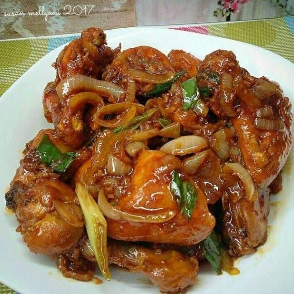 Ayam Goreng Mentega2
