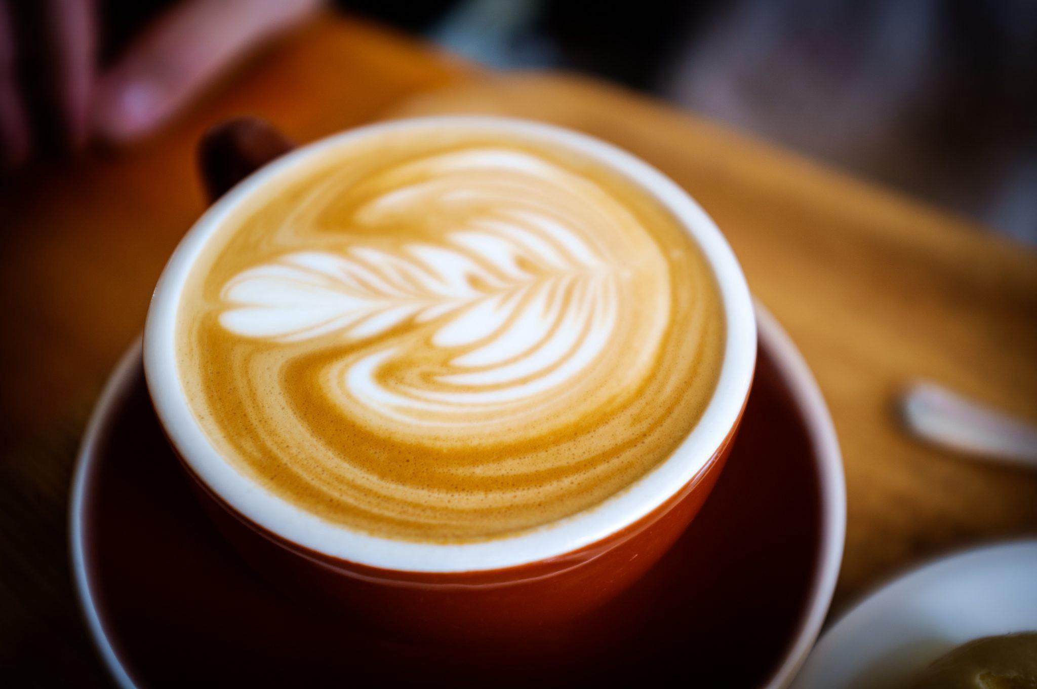 Vanilla Coffee Swirls