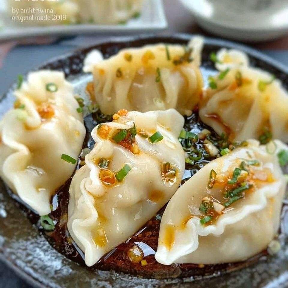 Dumpling / Jiaozi Ayam