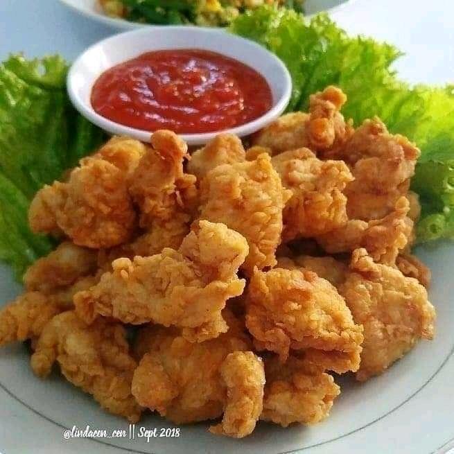 Fillet Ayam Kriuk