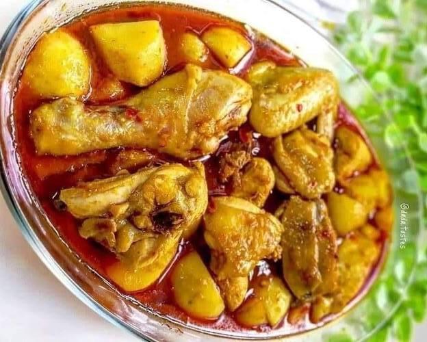 Ayam Gulai Pedas