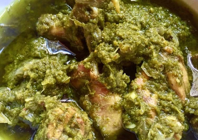 Gulai Ayam Lado Mudo