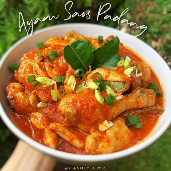 Ayam Saos Padang