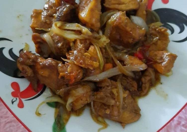 Ayam Teriyaki Homemade