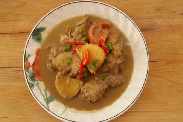 Gulai Ayam Kurma