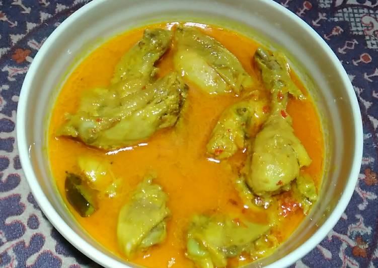 Gulai Ayam Jawa