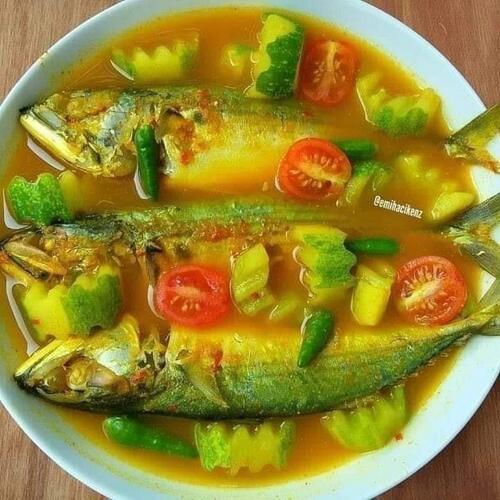 Ikan Lempah Timun