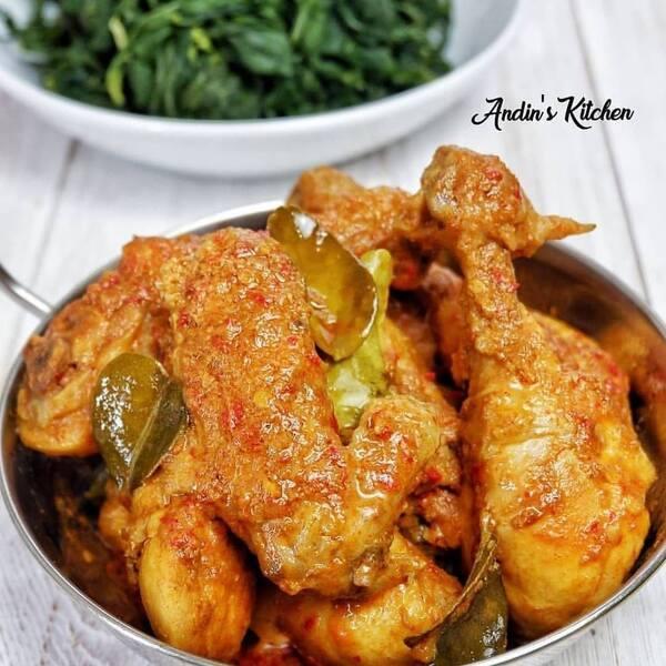 Kari Ayam Belacan