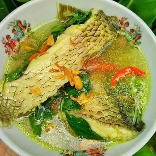 Sop Ikan Gurame