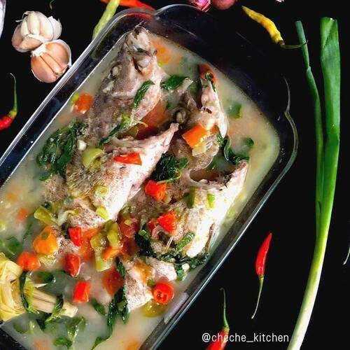 Sop Ikan Kerapu